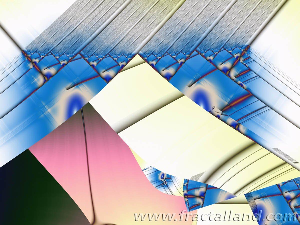 Pyramids assembly line