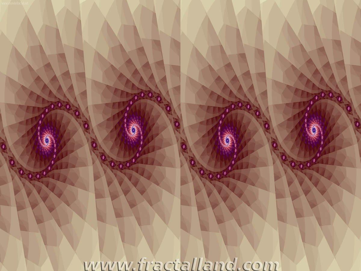 Tied spirals