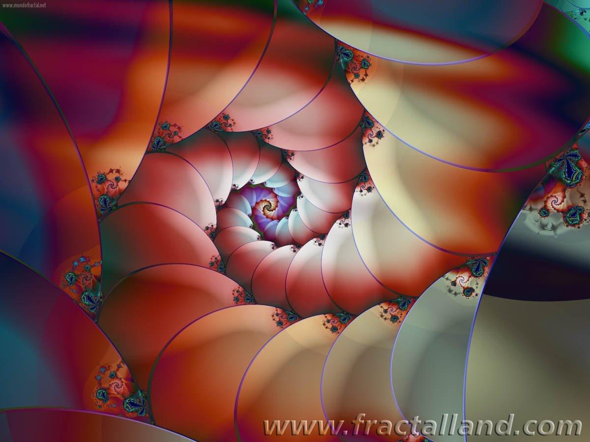 Contoured spiral