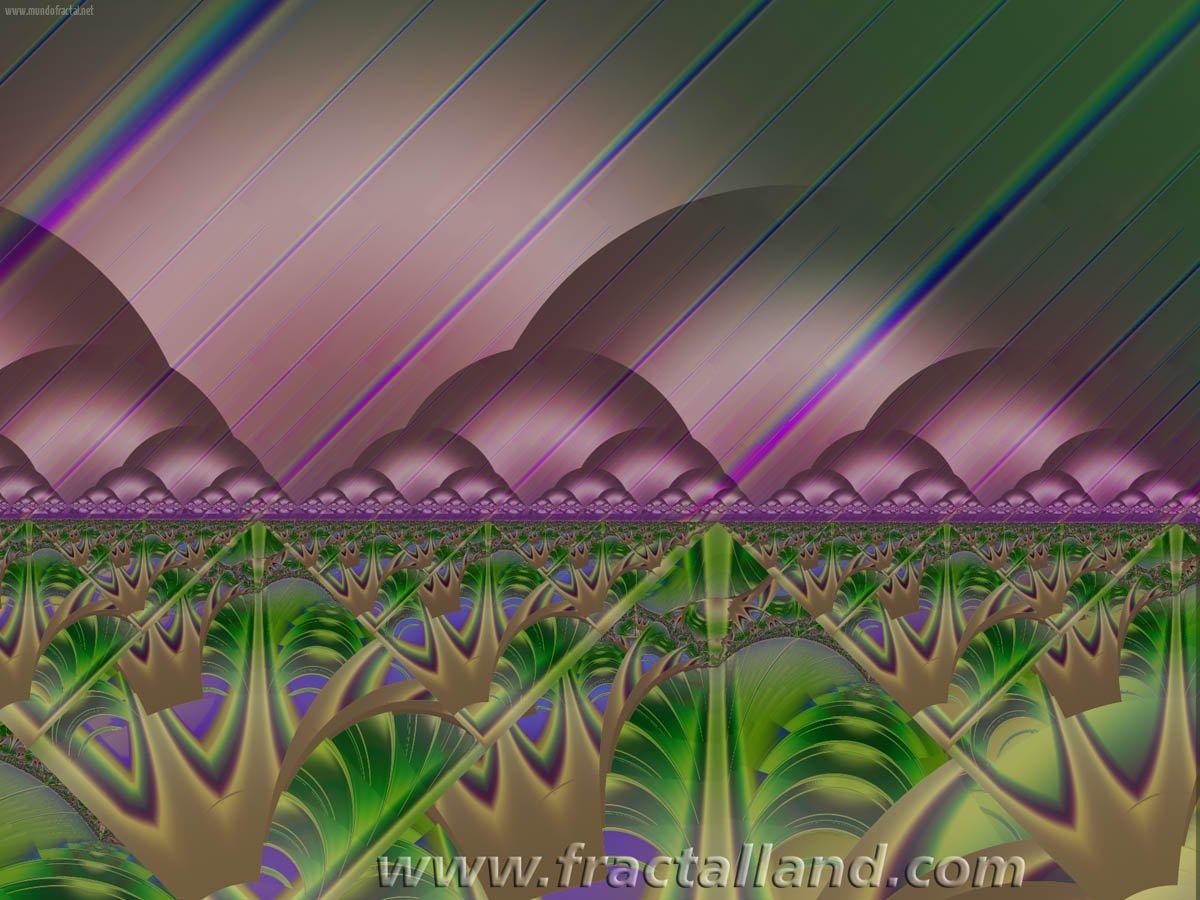 Mars plantation