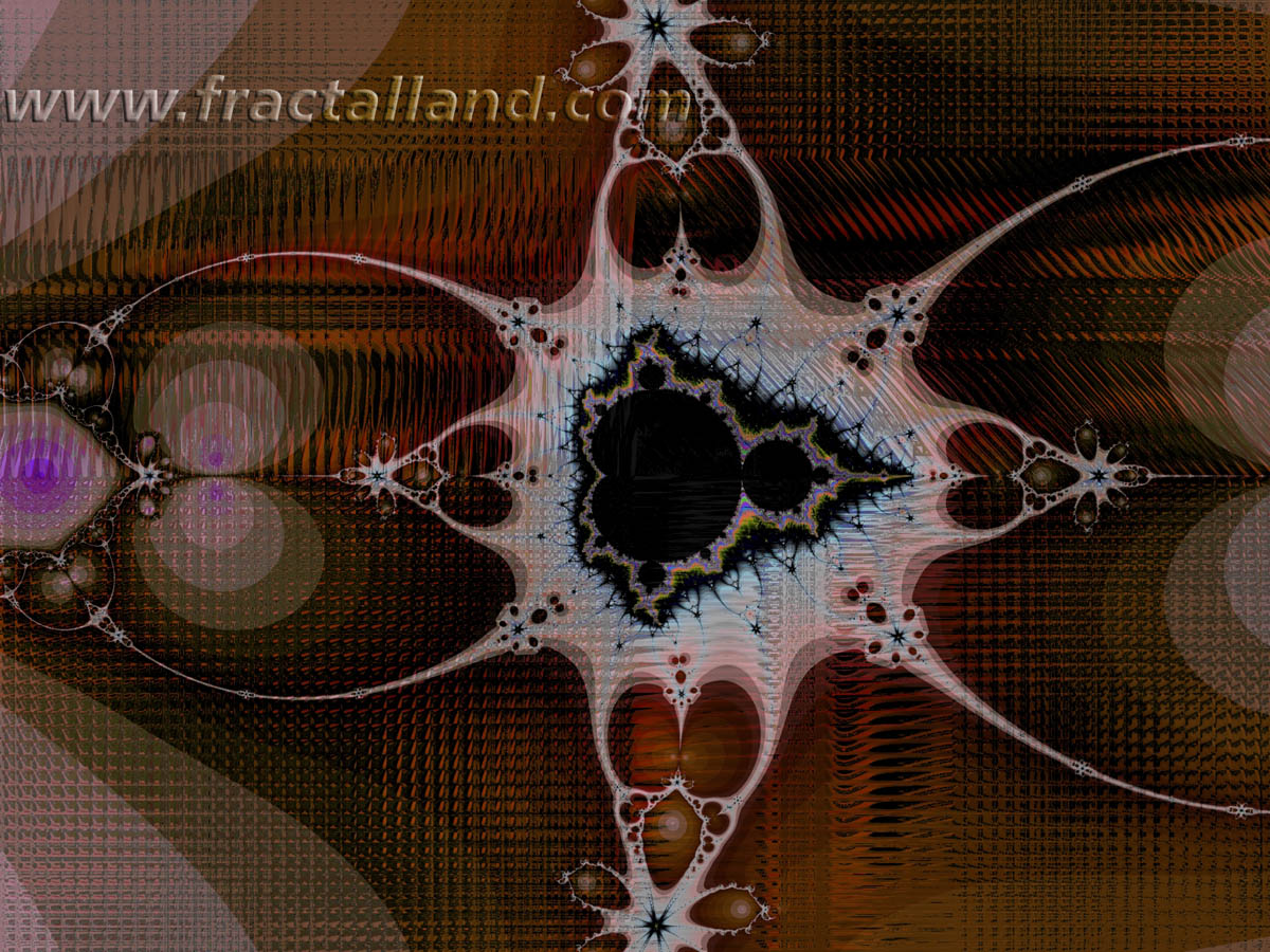 Texturized Mandelbrot