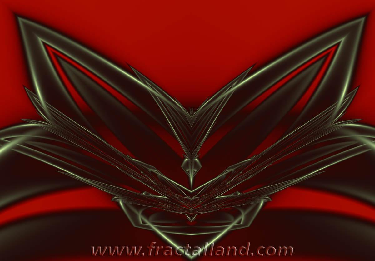 Metal ant