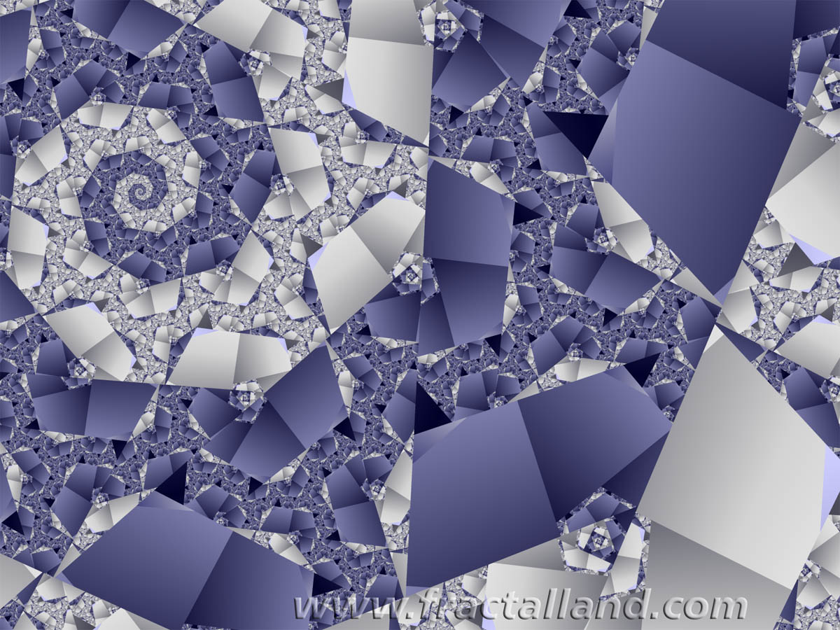 Mosaic spiral