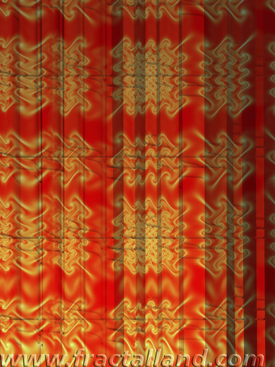 Chinese curtain